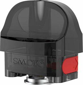 Nord 4 RPM Pod (3 pièces), cartouche de remplacement de 4,5 ml pour kit de vaporisateur de cigarette électronique Nord 4 sans bobine, sans nicotine