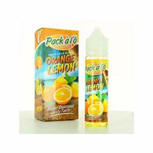 Orange Lemon ZHC Mix Series Pack à l'Ô 50ml 00mg