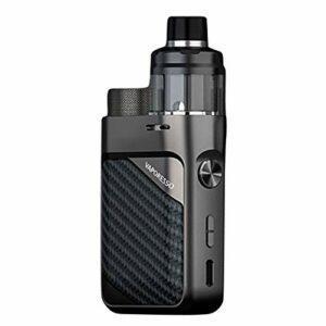 Original Vaporesso Swag PX80 Kit: 80W Pod Mod 4ml Cartridge Pod Fit 0.2ohm 0.3ohm GTX Mesh Coil Electronic Cigarette Vape Kit