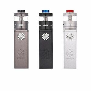 Pack Titan Advanced Combo 32ml 300W – Steam Crave – Stainless Steel