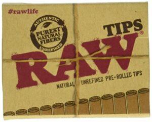 Raw pré-roulé conseils paquet