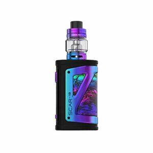 SMOK Scar 18 Box Kit 6.5ml Cigarette Electronique Kit Complet – Sans Tabac Ni Nicotine (Fluide 7 couleurs)