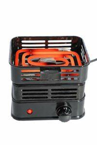 Smokezilla® Pyrostorm SPLIT1000W | L'allume-charbon super pour chicha.