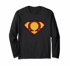 Vape Superhero – Héroïque Sub Ohm Vaper Manche Longue