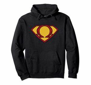 Vape Superhero – Héroïque Sub Ohm Vaper Sweat à Capuche