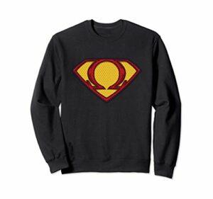 Vape Superhero – Héroïque Sub Ohm Vaper Sweatshirt