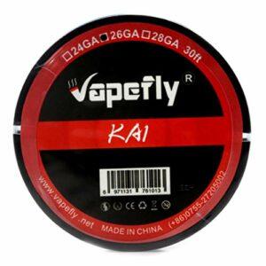 Vapefly KA1 Fil enroulé 10 m 26GA 0,40 mm 7,80 Ohm/m