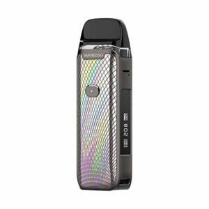 Vaporesso LUXE PM40 Pod Kit 4ml with 1800mAh Battery 40W Max Output Electronic Cigarette Vaporizer Silver