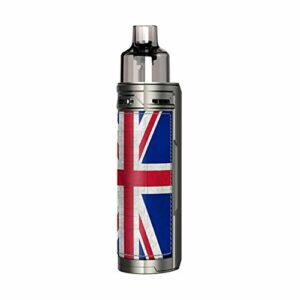 VOOPOO Drag X Mod Pod Kit 80W 4.5ml PnP Pod Tank GENE.TT Chip E-cig Electronic Cigarette Vaporizer Pod System Vape Kit Sliver Knight