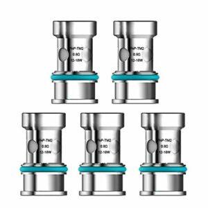 100% bobine d'origine PnP-TM2 0.8ohm pour VINCI R X Drag X S ARGUS GT ARGUS AIR V.SUIT-5 pièces