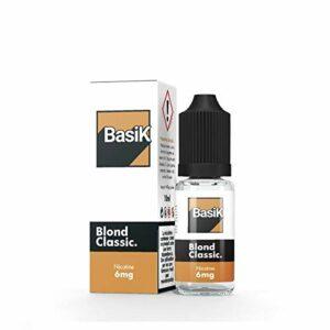 Blond Classic 10ml BasiK by Cloud Vapor – 6 mg