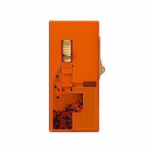 Distributeur de Capsules de Cigarette DIY Explosion Beads Filtre à Cigarette Autofill Box Crushball Applicator Bon pour les cigarettes Slim régulières de 100 (Blanc)