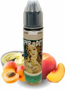 E-liquide 50ML Gourmand Aphrodite de AOC JUICES