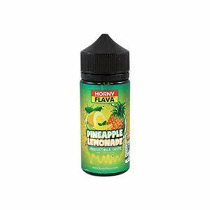 Horny Flava – Pineapple Lemonade Horny Flava 100ml 00mg