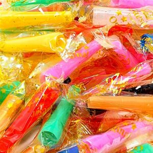 K King'z® Lot de 400 embouts de narguilé hygiéniques jetables pour Hookah Compatible avec carbone, aluminium et verre