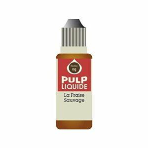 La Fraise Sauvage 10 ml Pulp (10 pièces) N30 – 0 mg