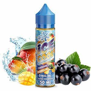 Liquidarom – Cassis Mangue 50ml Ice Cool by Liquid'Arôm