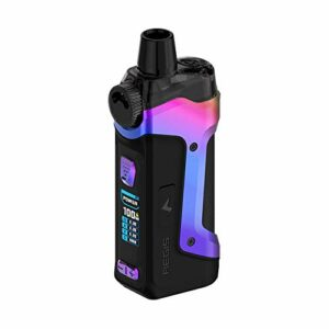 Original Geekvape Aegis Boost Pro Pod Kit 100W Electronic Cigarette Vaporizer with 6ML Cartridge P CoilAura Glow