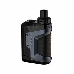 Original Geekvape Aegis Hero Pod Vape Kit with 1200mAh Battery 45W 4ml pod Cartridge Blue
