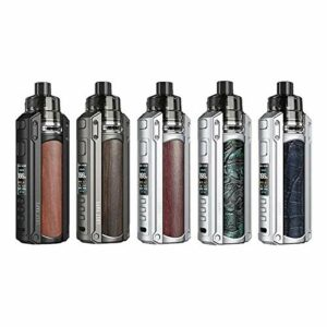 Pack Ursa Quest Multi 100W – Lost Vape – Gunmetal Ukiran Leather