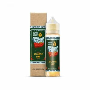 Pulp – Atlantic Lime Super Frost Frost & Furious 50ml 00mg