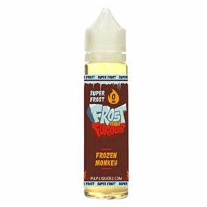 Pulp – Frozen Monkey SUPER FROST 50ml Frost & Furious by Pulp N3 – 0 mg