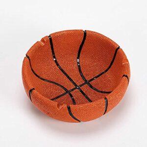QW Football Basket cendrier personnalité créative Mode Simple Bar de Loisirs à la Maison Moderne