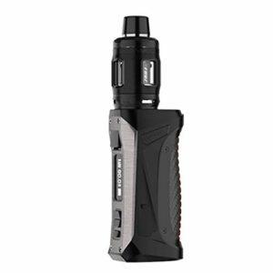 Vaporesso FORZ TX80 Kit |80W Box MOD 4.5ml FORZ TANK 25 Fit 18650 Batterie Compatible GTR Mesh Coil E Vaporisateur de cigarettes (Noir) Sans nicotine