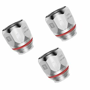 Vaporesso GT Bobine à mailles| Bobine de 0,18 ohm pour GEN S/SWAG II Box Mod Kits NRG S/PE Atomiseur de réservoir (3pcs) Sans nicotine