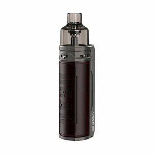 VOOPOO DRAG S Kit Pod System Box Mod Vape Kit with PnP coils 4.5ml cartridge 2500mAh battery 60W Electronic Cigarette Vaporizer Chestnut