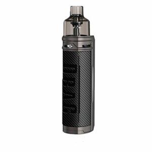 VOOPOO Drag X Mod Pod Kit 80W 4.5ml PnP Pod Tank GENE.TT Chip E-cig Electronic Cigarette Vaporizer Pod System Vape Kit Carbon Fiber
