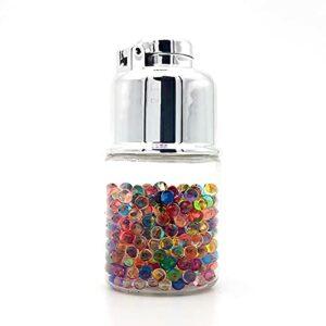 XYZLEO Lot de 500 capsules de menthol pour homme – 19 saveurs
