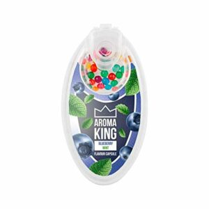 Aroma King Aroma King Capsules aromatiques Blueberry Mint