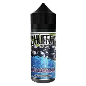 CHUFFED SHAKES – Blackberg 100ml Blends by Chuffed