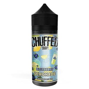 CHUFFED SHAKES – Blueberry Lemonade 100ml Soda by Chuffed