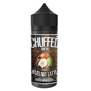 CHUFFED SHAKES – Hazelnut Latte 100ml Brew by Chuffed