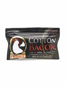 Cotton Bacon Prime WicknVape