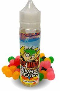 E-liquide 50ML Fruité Rainbow Tears de Juice Maniac