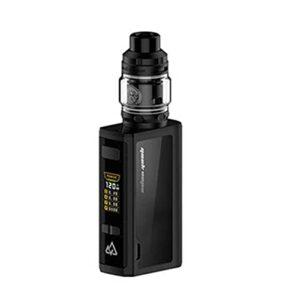 Geekvape Obelisk 120 FC Z Kit 3700mah Battery 60W Box MOD Vape 5ml (Black)