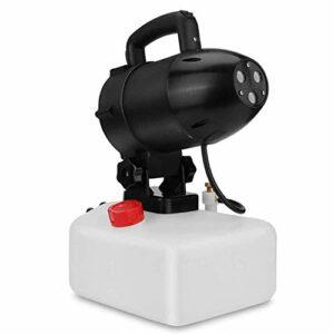 GVCTⓇ 5L ULV FoggerS Fogger électrique Intelligent ULV, ULV Pulvérisateur Machine Hôpitaux Maison Ultra Capacité Pulvérisateur Machine