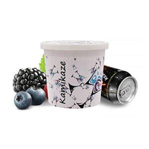 Ice Frutz – Pâte pour chicha 120g Kamikaze (Fruits des Bois Energy Drink) – Ice Frutz