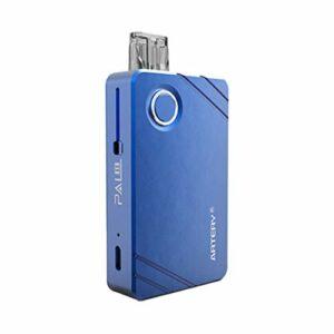 Kit de démarrage pour pods Artery Pal II – Sans nicotine (Bleu)