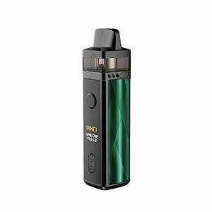 NICOTINE FREE, VOOPOOO VINCI Mod Pod Kit d'origine Batterie intégrée 1500mAh et Kit de vape cigarette électronique Pod 2ml