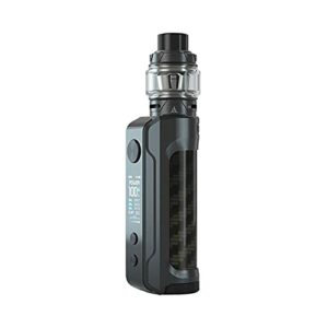 OBS ENGINE 100W Box Kit 6ml (Gunmetal Fibre de Carbone) Sans nicotine ni tabac