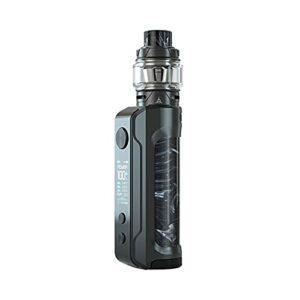 OBS ENGINE 100W Box Kit 6ml (Gunmetal Ink Noir) Sans nicotine ni tabac