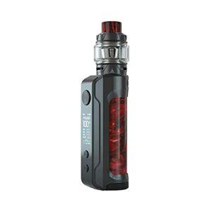 OBS ENGINE 100W Box Kit 6ml (Gunmetal Rouge Rubis) Sans nicotine ni tabac