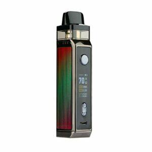 VOOPOO Kit Vinci X Pod Mod 70 W Capacité liquide 5,5 ml Batterie compatible 18650, Coil PnP (Aurora)