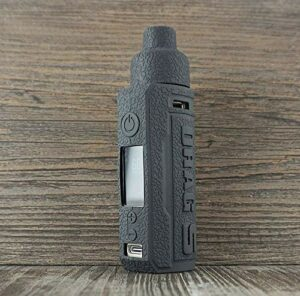 VooPoo – Protection Drag S – Noir Silicone – AMAVAPE • Sans nicotine, sans tabac.