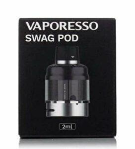 Vaporesso Swag PX80 Lot de 2 dosettes