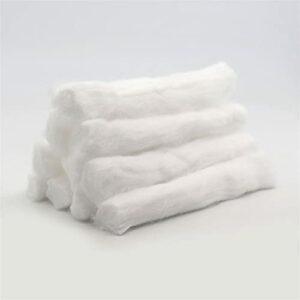 10pcs VS Coton Bacon ECIGS Coton bio Vape Coton Fit pour RDA RBA DIY Rda (Couleur : 1 lot, Taille : 10pcs a lot)